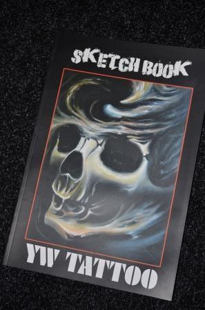 Vorlagen Buch Skizzen YW