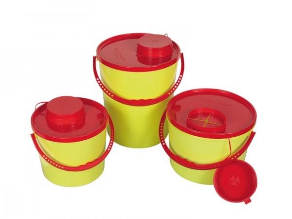 Abwurfbehälter 0.6 Liter