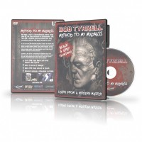 BOB TYRRELL - Method To My Madness DVD
