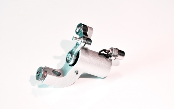 Jack Steel - Rotator MK3-Silber