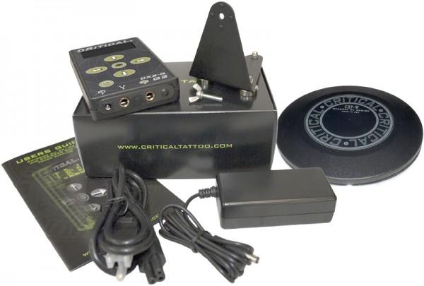 "Critical CX-2G2-R + Critical ""Wireless foot switch"""