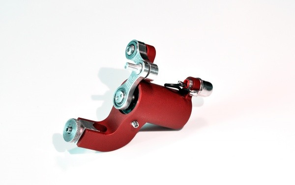 Jack Steel - Rotator MK3-Rot