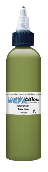 WEFA Colors Army Green 30 ml