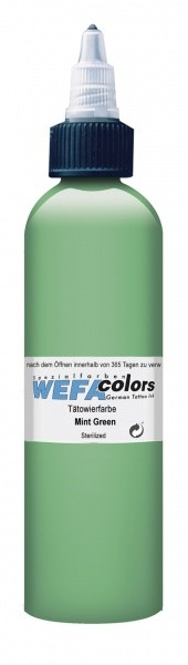 WEFA Colors Mint Green 30 ml
