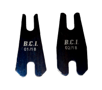 B.C.I. FEDERBLECH Back 18