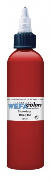 WEFA Colors Military Red 30 ml