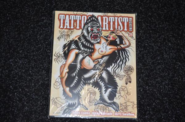 Tattoomagazin USA #21