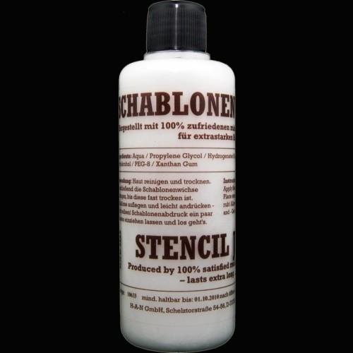 SCHABLONENWICHSE 250 ml