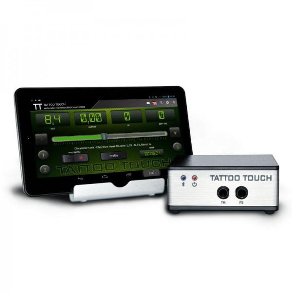 TATTOO TOUCH - PowerBox + 7 Zoll Tablet -SONDERPREIS