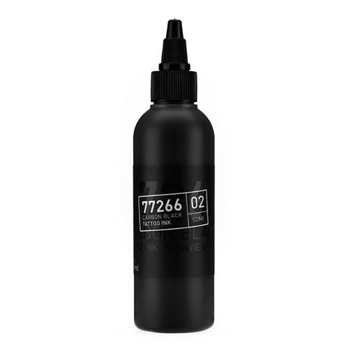 CARBON BLACK - Sumi 02- 50 ml