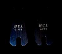 B.C.I. FEDERBLECH Back 20