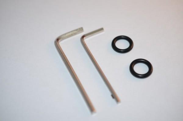 2 x IMBUS 2,5 mm und 3 mm