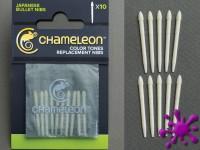 Chameleon Pen Ersatzspitze harte Spitze 10er Pack