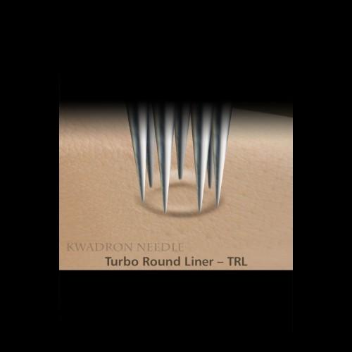 11er Turbo Liner KWADRON Long Taper 0.35