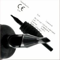Einweggriffe Schwarz 11er Liner Diamant, 25 mm, 50 Stck.