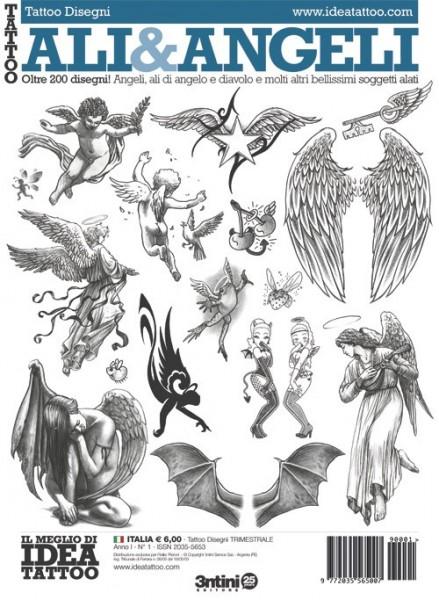 Flügel und Engel n6 -2011