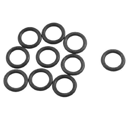 Federgummis 10,0 x 2,0 mm 10 Stck.