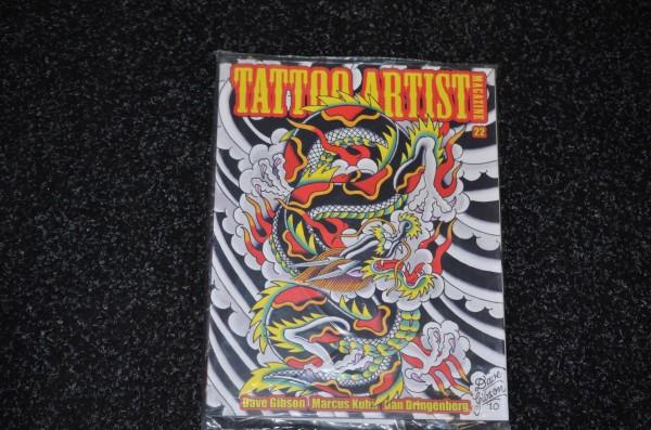 Tattoomagazin USA #22
